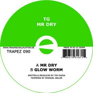 TG aka TIM GREEN - Mr Dry