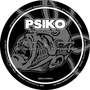 PSIKO - Renegade Conspiracy