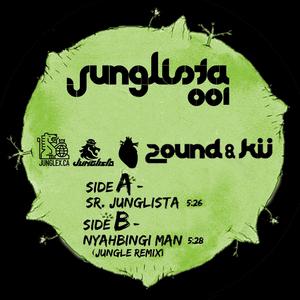 ZOUNDCOLLECTOR/DJ KU - Senor Junglista
