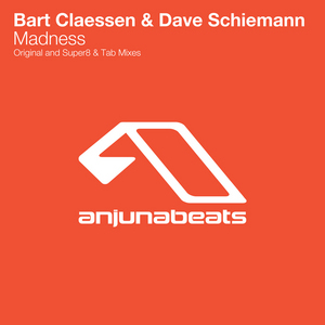 CLAESSEN, bart/DAVE SCHIEMANN - Madness
