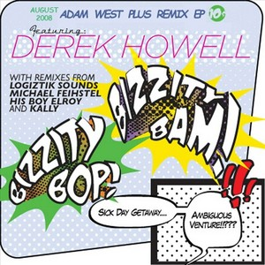 HOWELL, Derek - Adam West Plus EP (remix)