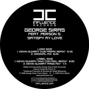 SIRAS, George feat PERSON S - Satify My Love
