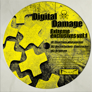 DIGITAL DAMAGE - Extreme Exclusives Vol 1