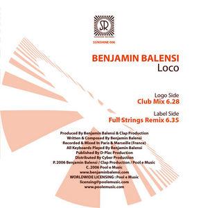 BALENSI, Benjamin - Loco