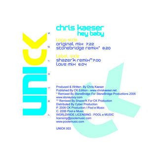 KAESER, Chris - Hey Baby