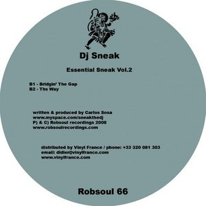 DJ SNEAK - Essential Sneak Vol 2