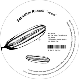 RUSSELL, Sebastian - Sexus