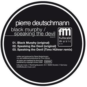 DEUTSCHMANN, Pierre - Black Murphy