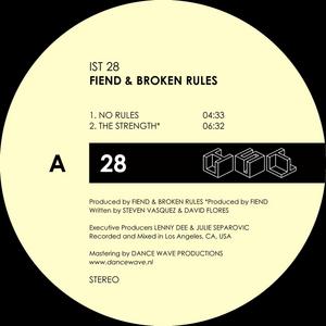 FIEND/BROKEN RULES - Sharper Image