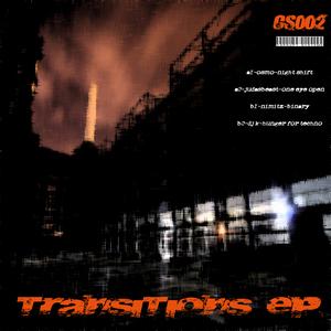 OSMO/JUDAS BEAST/NIMITZ/DJ K - Transitions EP
