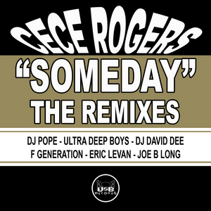 CECE ROGERS - Someday - The Remixes