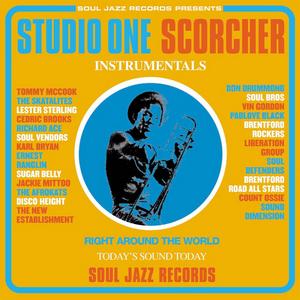 VARIOUS - Studio One Scorcher