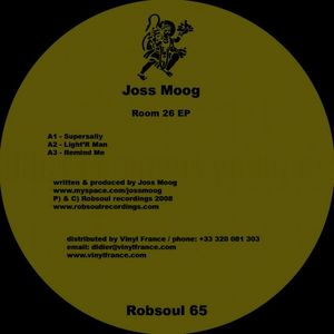 MOOG, Joss - Room 26