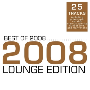 VARIOUS - Best Of 2008 - Lounge Edition