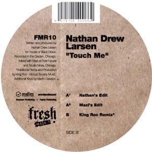 DREW LARSEN, Nathan - Touch Me