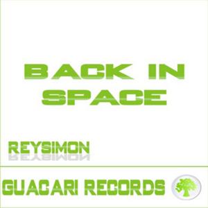 REY, Simon - Back In Space