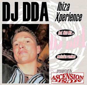 DJ DDA - Ibiza Xperience