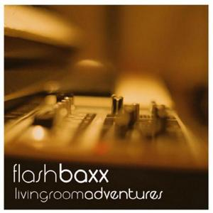 FLASHBAXX - Livingroom Adventures (digital edition)