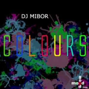 DJ MIBOR - Colours EP