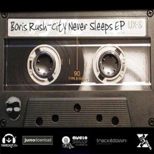 RUSH, Boris - City Never Sleeps