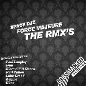 SAPCE DJZ - Force Majeure - The RMX's