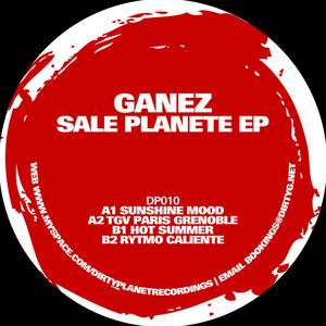 GANEZ - Sale Planete EP