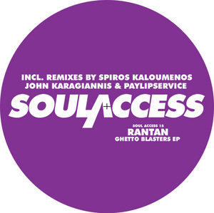 RANTAN - Ghetto Blasters EP