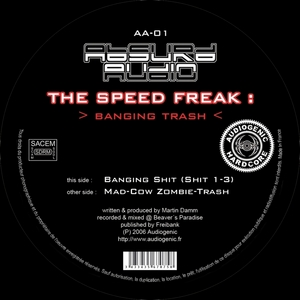 SPEED FREAK, The - Bang Your Head EP