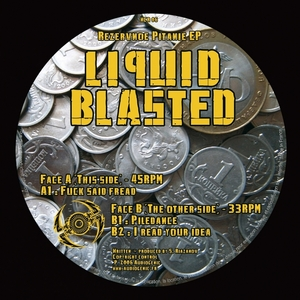 LIQUID BLASTED - Rezervnoe Pitanie EP