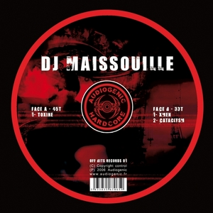 MAISSOUILLE - Toxine EP