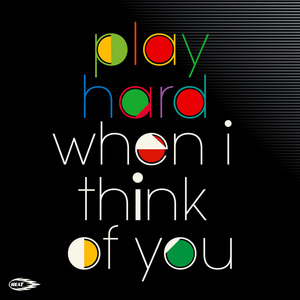 PLAYHARD feat KAY JAY - When I Think Of You