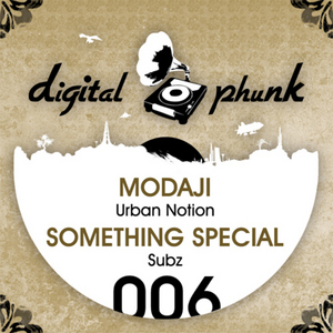 URBAN NOTION/SUBZ - Modaji