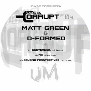 MATT GREEN & D-FORMED - Subversion
