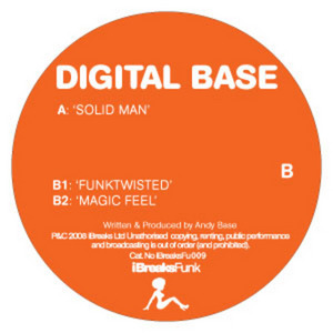 DIGITAL BASE - Solid Man