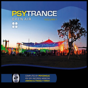 VARIOUS - Psytrance Open Air Vol. 1