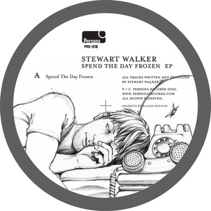 WALKER, Stewart - Spend The Day Frozen EP