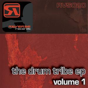 BONETTI, Rico/STEFANO VALLI/ALEX LATINO/DJ KAMA - The Drum Tribe EP Volume 1