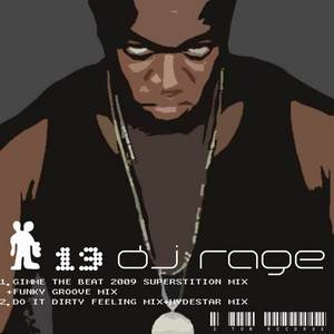 DJ RAGE - Gimme The Beat 2009 EP
