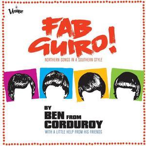 BEN FROM CORDUROY - Fab Guiro