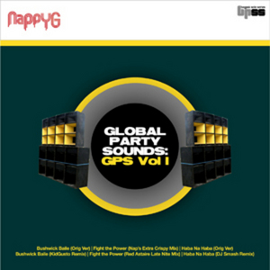 NAPPY G - Global Party Sounds: GPS Vol 1