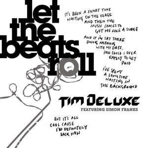 DELUXE, Tim feat SIMON FRANKS - Let The Beats Roll