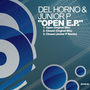 DEL HORNO/JUNIOR P - Open EP