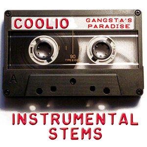 COOLIO - Gangsta's Paradise (Instrumental Stems)