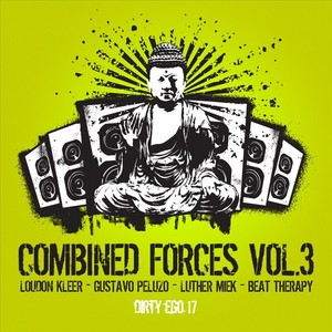 PELUZO, Gustavo/LOUDON KLEER/LUTHER MIEK - Combined Forces Vol 3