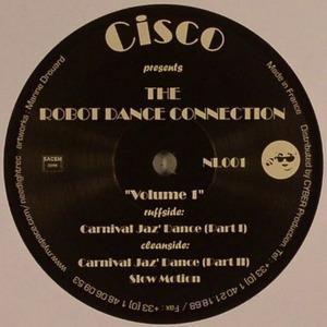 CISCO presents THE ROBOT DANCE CONNECTION - Volume I