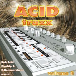 VARIOUS - Acid Traxx Vol 8