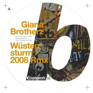 GIANA BROTHERZ/DEMENTIA/NME CLICK - Basswerk 32