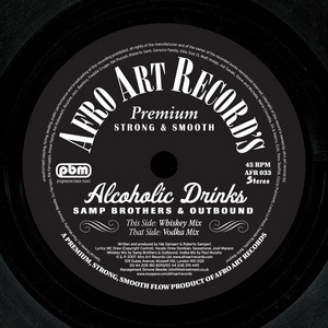 SAMP BROTHERS/OUTBOUND - Alcoholic Drinks (mixes)