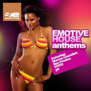 VARIOUS - Emotive House Anthems