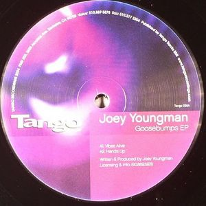 YOUNGMAN, Joey - Goosebumps EP